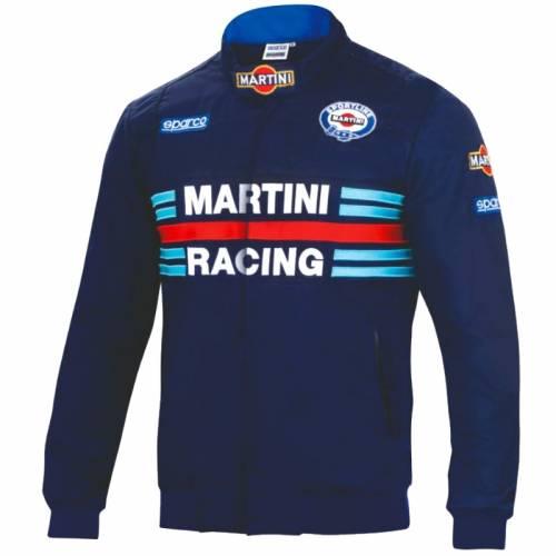 Blouson homme MARTINI Racing bleu marine