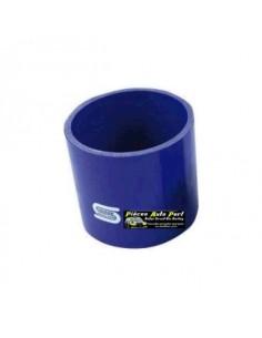 Durite Manchon silicone renforcé Bleu Diamètre 63mm