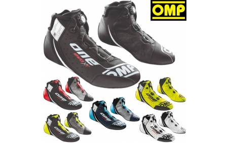 Bottines FIA Cuir OMP One Evo X R