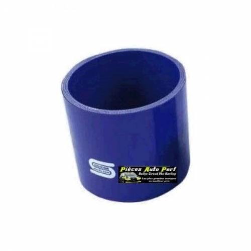 Durite Manchon silicone renforcé Bleu Diamètre 80mm