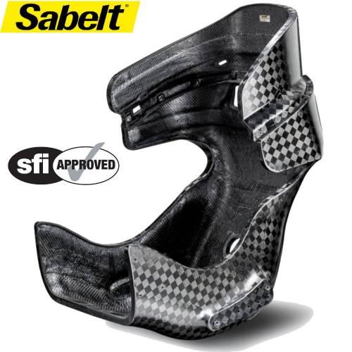 Siège Baquet SFI 39.1 SABELT GT-910 Nascar Carbone