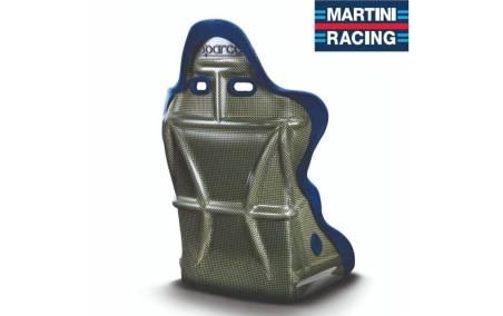 Siège baquet FIA SPARCO Legend MARTINI Racing de dos