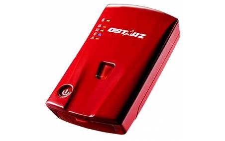 GPS Acquisition de données QSTARZ BL-1000GT GROS PLAN