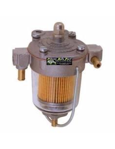 Régulateur de pression d'essence Réglable pour Moteur à Carburateur KING FK67 Raccord lisse