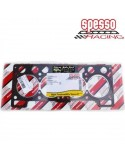 Joint de culasse renforcé SPESSO Epaisseur 1.9mm Alésage 72mm FIAT Punto 1l2 16v