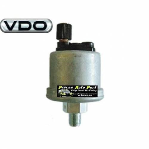 Capteur de pression d'Huile 0-5 Bars Simple contact Filetage 14x150