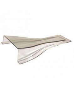 Prise d'air NACA plate Transparente Grand modèle