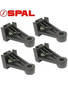 Kit 4 Equerres de fixations moyen modèle pour ventilateurs SPAL Tous diamètres