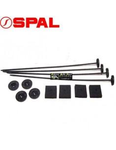 Kit de fixations à clous pour ventilateurs SPAL Tous diamètres