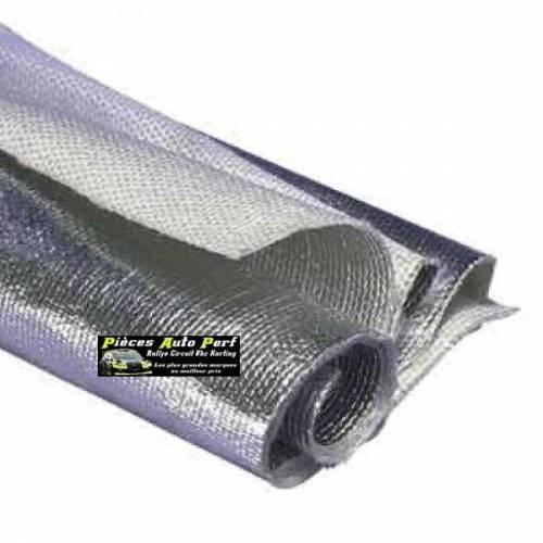Toile Isolante Thermique aluminisée 100cmx100cm Epaisseur 1.6mm