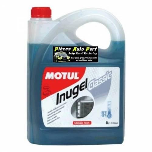 Liquide de refroidissement MOTUL Inugel Classic Bidon de 5 litres