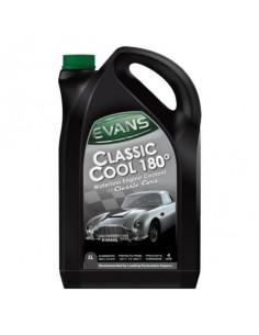 Liquide de refroidissement Sans Eau EVANS Classic Cool 180 Bidon de 5 Litres