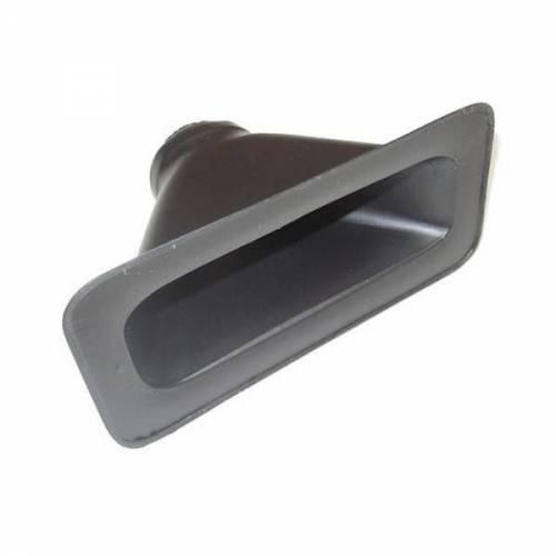 Ecope de refroidissement Rectangulaire Dimensions 150x75mm Entrée centrale