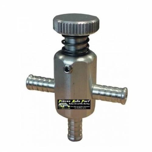 Robinet de pression de turbo pour compartiment moteur en aluminium - Pression d eau au robinet ...