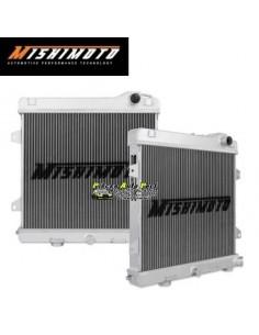 Radiateur d'eau Aluminium Hautes performances MISHIMOTO pour BMW E30 M3