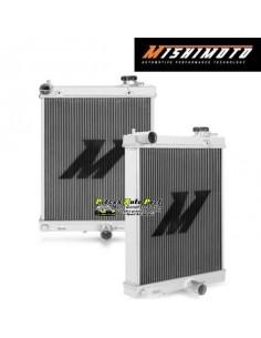 Radiateur d'eau Aluminium Compact Hautes performances MISHIMOTO pour MITSUBISHI Lancer Evo 7/8/9