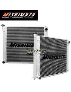 Radiateur d'eau Aluminium performances MISHIMOTO pour NISSAN 300 ZX Bi-turbo