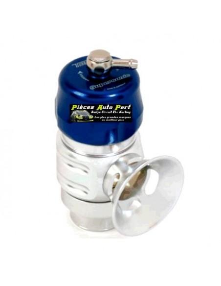 Turbo valve Universel à circuit ouvert TURBOSMART Supersonic Bleu
