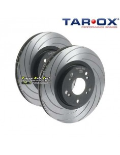 Disques de freins Avant Hautes performances TAROX F2000 334x32mm VW Golf 4 R32