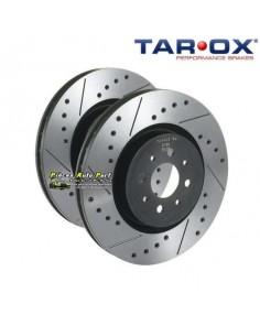 Disques de freins Avant Hautes performances TAROX SJ 345x30mm VW Golf 5 R32