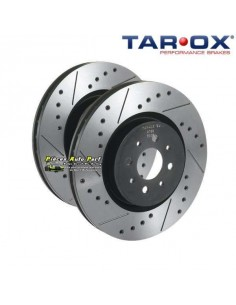 Disques de freins Avant Hautes performances TAROX SJ 288x25mm VW Golf 5 2l0 FSi