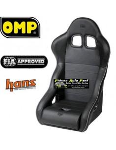 Siège baquet Tubulaire FIA OMP TRS Legend Simili Cuir
