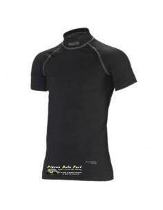 T-shirt FIA manches courtes SPARCO RW-9 Nomex Noir