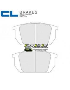 Plaquettes de freins Arrière CL Brakes pour LANCIA Delta Integrale 8s