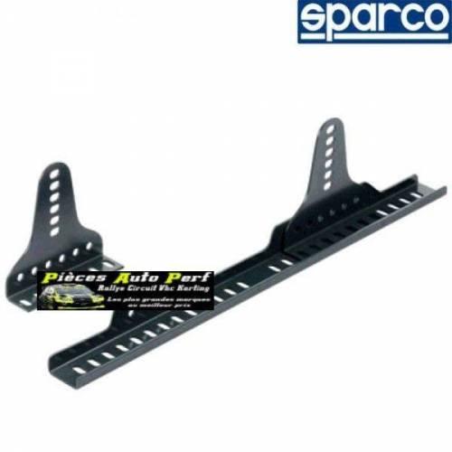 Fixations latérales Acier réglables SPARCO pour siège baquet