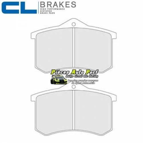plaquettes de freins arri re cl brakes pour renault clio 3 rs. Black Bedroom Furniture Sets. Home Design Ideas