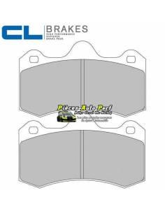 Plaquettes de freins Avant CL Brakes pour SEAT Leon 2 1l8 Turbo
