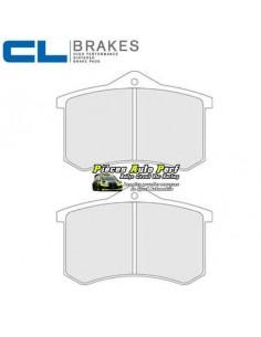 Plaquettes de freins Arrière CL Brakes pour SEAT Leon 2 1l8 Turbo