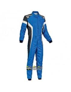 Combinaison FIA OMP Tecnica S Bleu/Noir