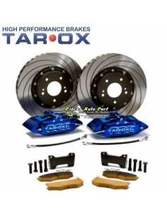 Kit gros freins Avant TAROX Etriers 6 pistons Disques 323x28mm VW Golf 4 R32
