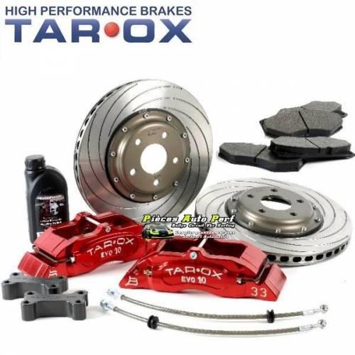 Kit gros freins Avant TAROX Etriers 10 pistons Disques 360x30mm Bmw E46 M3