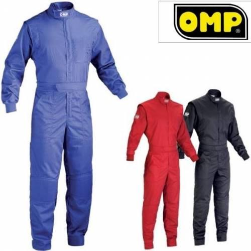 Combinaison mécanicien OMP Summer Noir