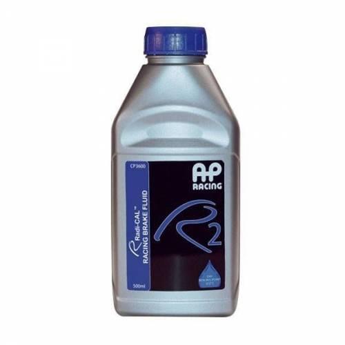 Liquide de frein AP Racing 600-R2 Bidon 500ml