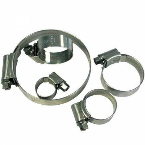 Collier Inox spécial durites Diamètre 60mm à 80mm