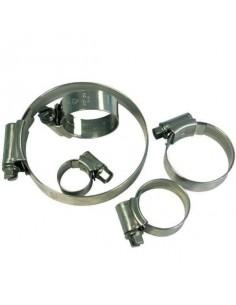 Collier Inox spécial durites Diamètre 70mm à 90mm