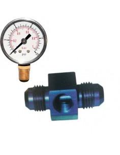 Adaptateur Dash 6 pour manomètre de pression d'essence