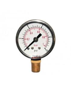 Manomètre de pression d'essence Basse pression