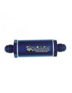 Filtre à essence Aluminium Entrée/Sortie Dash 8
