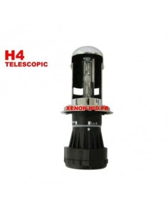 Ampoule Xénon HID H4 Bi-xénon 50w 6000k