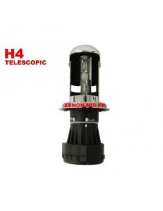 Ampoule Xénon HID H4 Bi-xénon 75w 6000k