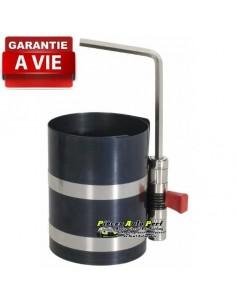 Collier à segments Diamètre 90mm à 175mm Hauteur 100mm
