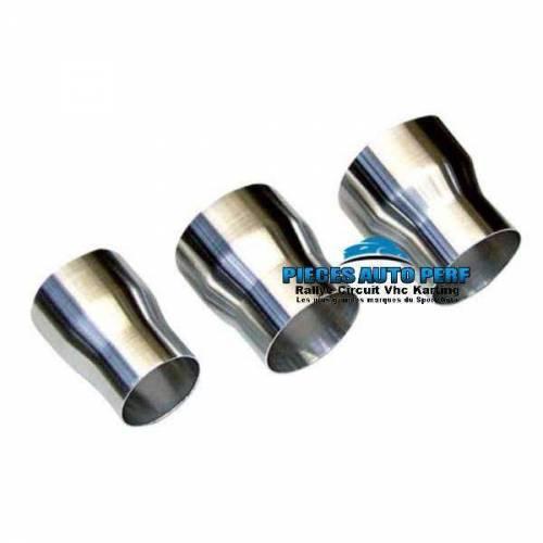 Réducteur aluminium 2 étages Diamètre 70mm/63mm