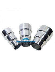 Réducteur aluminium 3 étages Diamètre 76mm/63mm/51mm