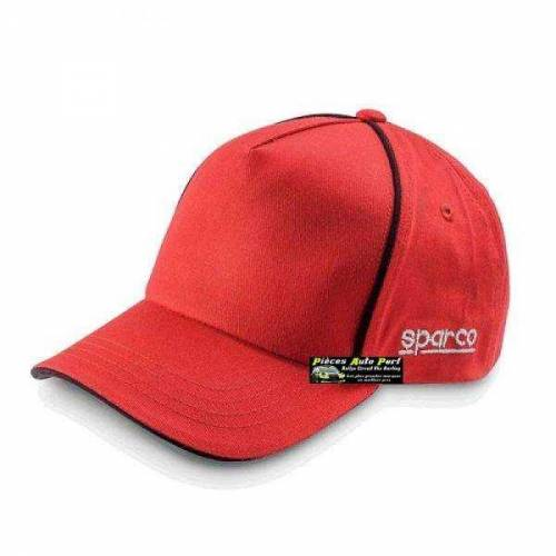 Casquette SPARCO 2014 Rouge