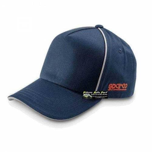 Casquette SPARCO 2014 Bleu