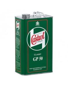 Huile moteur CASTROL Classic GP 50 Bidon 5 Litres
